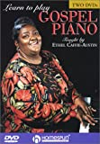 echange, troc DVD- Learn To Play Gospel Piano [Import USA Zone 1]