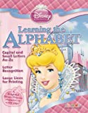 Disney Princess Learning The Alphabet Workbook