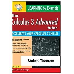 Calculus 3 Advanced Tutor: Stokes' Theorem