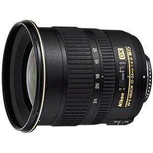 Nikon 超広角ズームレンズ AF-S DX Zoom Nikkor 12-24mm f/4G IF-ED ニコンDXフォーマット専用