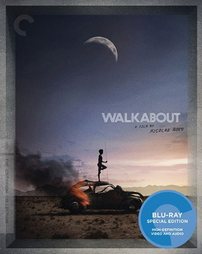 Cover art for  Walkabout (The Criterion Collection) [Blu-ray]