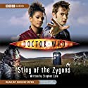 Doctor Who: The Sting of the Zygons Audiobook by Stephen Cole Narrated by Adjoa Andoh