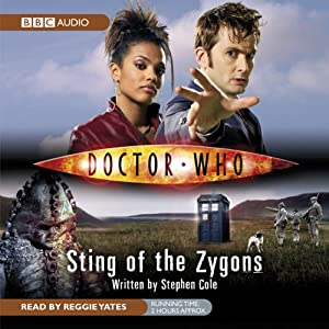 Doctor Who: The Sting of the Zygons | [Stephen Cole]