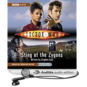 Doctor Who: The Sting of the Zygons (Unabridged)