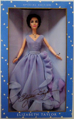 Review for Elizabeth Taylor White Diamonds Doll - Barbie Special Edition Timeless Treasures (Mattel 2000)