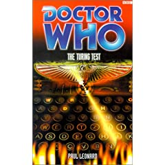 The Turing Test (Doctor Who Series) by Paul Leonard