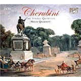 Melos Quartet Cherubini - The Six String Quartets