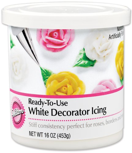 Ready-To-Use Decorator Icing