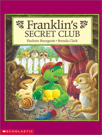 Franklin's Secret Club, Paulette Bourgeois