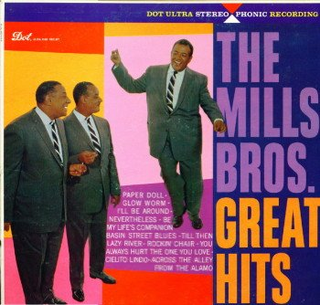 The Mills Brothers - Billboard Pop Memories 1940-1944 - Zortam Music