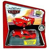 Disney / Pixar CARS Movie 1:55 Die Cast Story Tellers Collection Sponsorless Lightning McQueen