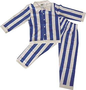 Find great deals on eBay for blue white striped pyjamas. Shop with confidence.
