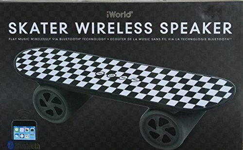 [Amazing iWorld Skater wireless speaker] (Kitten Bear Costume)