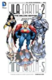 JLA Earth 2 Deluxe Edition (1401244106) by Morrison, Grant