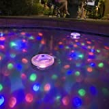 Patuoxun Underwater LED Disco AquaGlow Aquarium Glow Light Show Pond Pool Spa Hot Tub Light