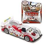 Disney Pixar Cars - 2013 Silver Racer Series - Shu Todoroki