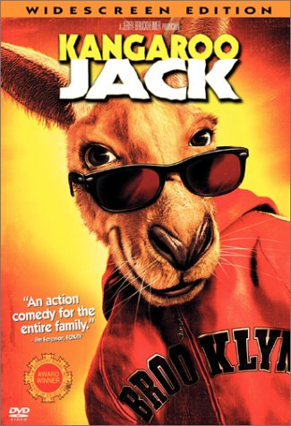 Cover art for  Kangaroo Jack (Widescreen Edition)