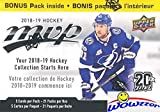 2018/19 Upper Deck MVP NHL Hockey EXCLUSIVE HUGE Factory Sealed 21 PACK Blaster Box with 105 Cards including SPECIAL GOLD SCRIPT PARALLEL #'d to 150! The 2018/19 Hockey Collection Starts Here! WOWZZER