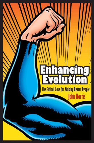 Joanne Harris - Enhancing Evolution: The Ethical Case for Making Better People