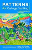 img - for Patterns for College Writing: A Rhetorical Reader and Guide book / textbook / text book