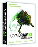 51RKQEF845L. SL160  CorelDRAW Graphics Suite X3 [OLD VERSION]