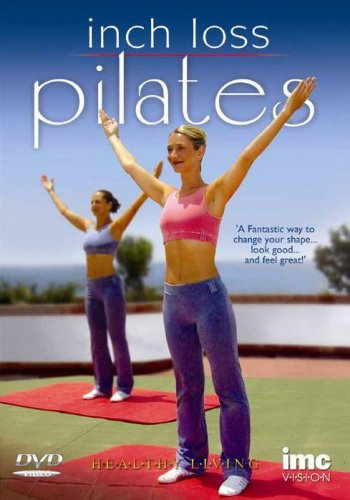 Pilates Inch Loss Workout for Toning - Healthy Living Series [DVD]