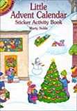 Advent Calendar Sticker Activity (Dover Little Activity Books)