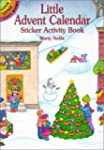 Little Advent Calendar Sticker Activi...