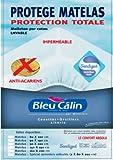 Bleu Câlin Protège