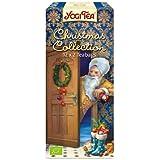 Yogi Tee Christmas Collection 24 Teebeutel Adventskalender, 1er Pack (1 x 49,4 g Karton) - Bio