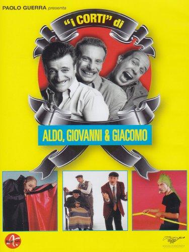 I Corti di Aldo Giovanni e Giacomo (DVD)