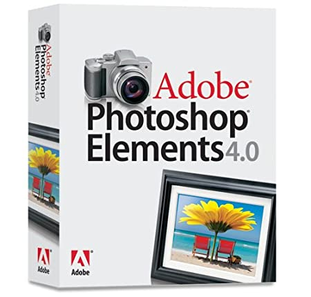 Adobe Photoshop Elements 4.0 - Old Version