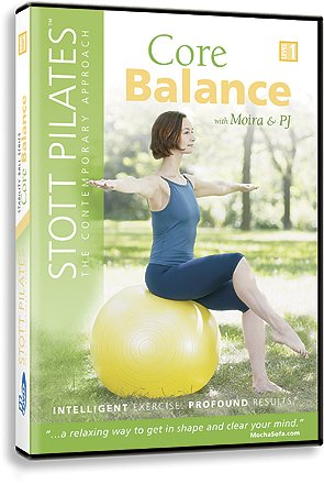 Stott Pilates: Core Balance [DVD] [Region 1] [US Import] [NTSC]