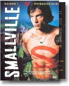 Smallville - Saison 1, Partie 2 - Édition 3 DVD