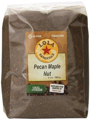 Pecan Maple Nut, Ground, 2 Pound (Maple Coffee compare prices)