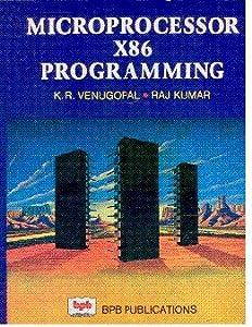 microprocessor x86 programming by venugopal