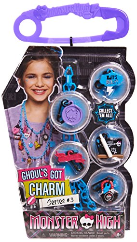 Monster High Ghoul Friend Charms Style 4