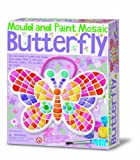 Great Gizmos 4M Mould and Paint Mosaic Butterfly
