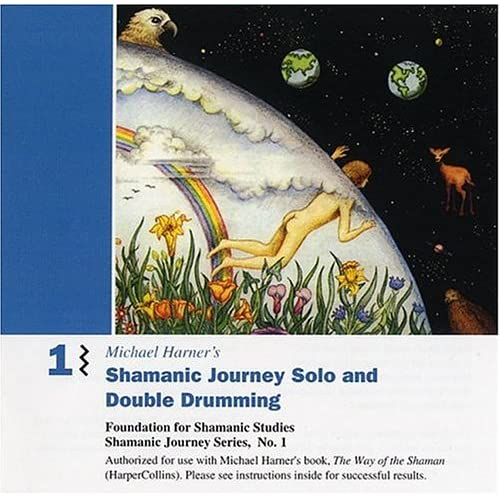 Michael Harner   Shamanic Journey Solo and Double Drumming [1 CD   4 MP3s, 5 JPGs, 1 TXT] preview 0