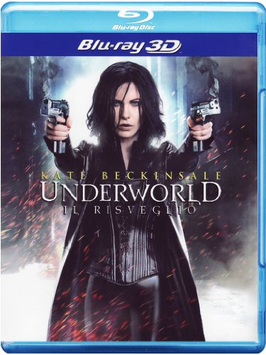 Underworld - Il risveglio [Blu-ray] [IT Import]