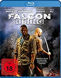 falcon rising bluray amazonde michael j white neal