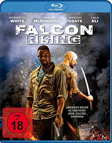 Falcon Rising [Blu-ray]