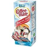 Coffee-Mate Peppermint Mocha Coffee Creamer - Peppermint Mocha Flavor - 0.38 fl oz - 50/Box