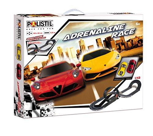 Polistil 960666 - Pista Elettrica Adrenaline Race