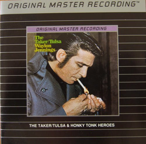 WAYLON JENNINGS - The Taker/Tulsa/Honky Tonk Heroes - Zortam Music