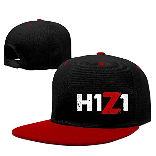 Hodgefelix H1Z1 Just Survive 2015 Online Game Sports Caps Red One Size (H1z1 compare prices)