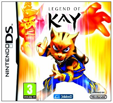 Legend of Kay (Nintendo DS)