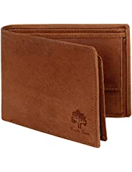 RFID Blocking Handmade Leather Wallets For Men Wallets By Rustic Town