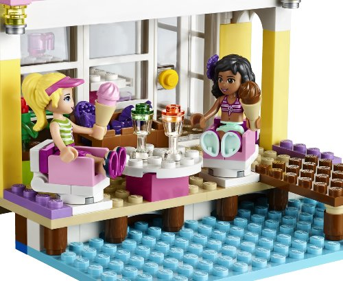Lego Friends Stephanie S Beach House Best Price