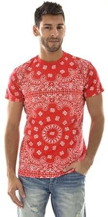 T-shirt Sixth June bandana all over